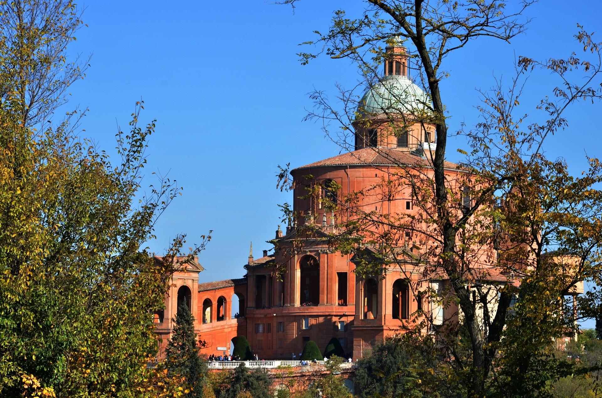 Santuario San Luca a Bologna - Foto di alex1965