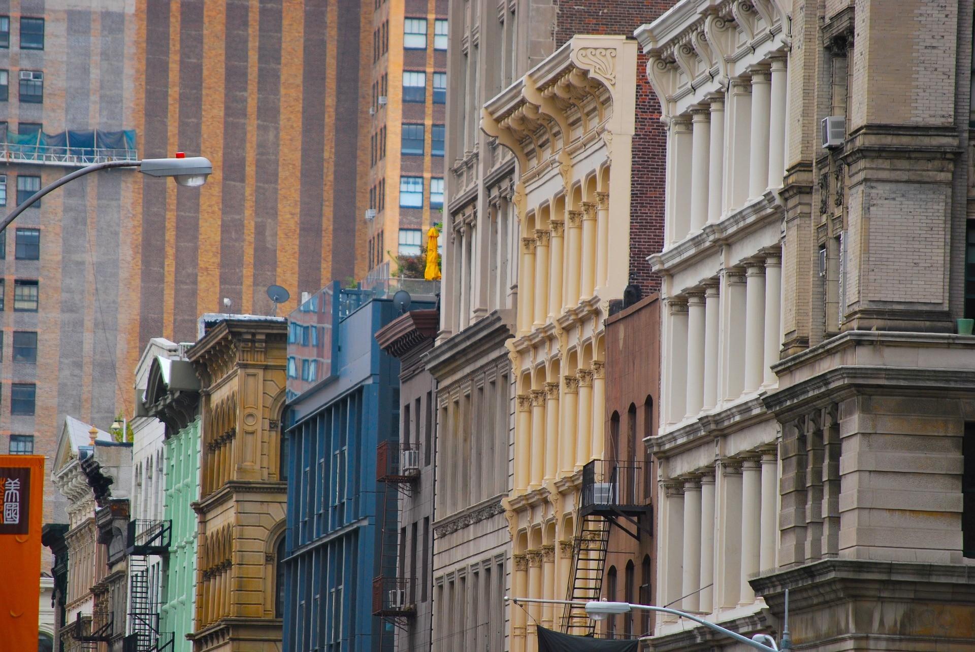 Soho, quartiere di New York - Foto di Tonaco