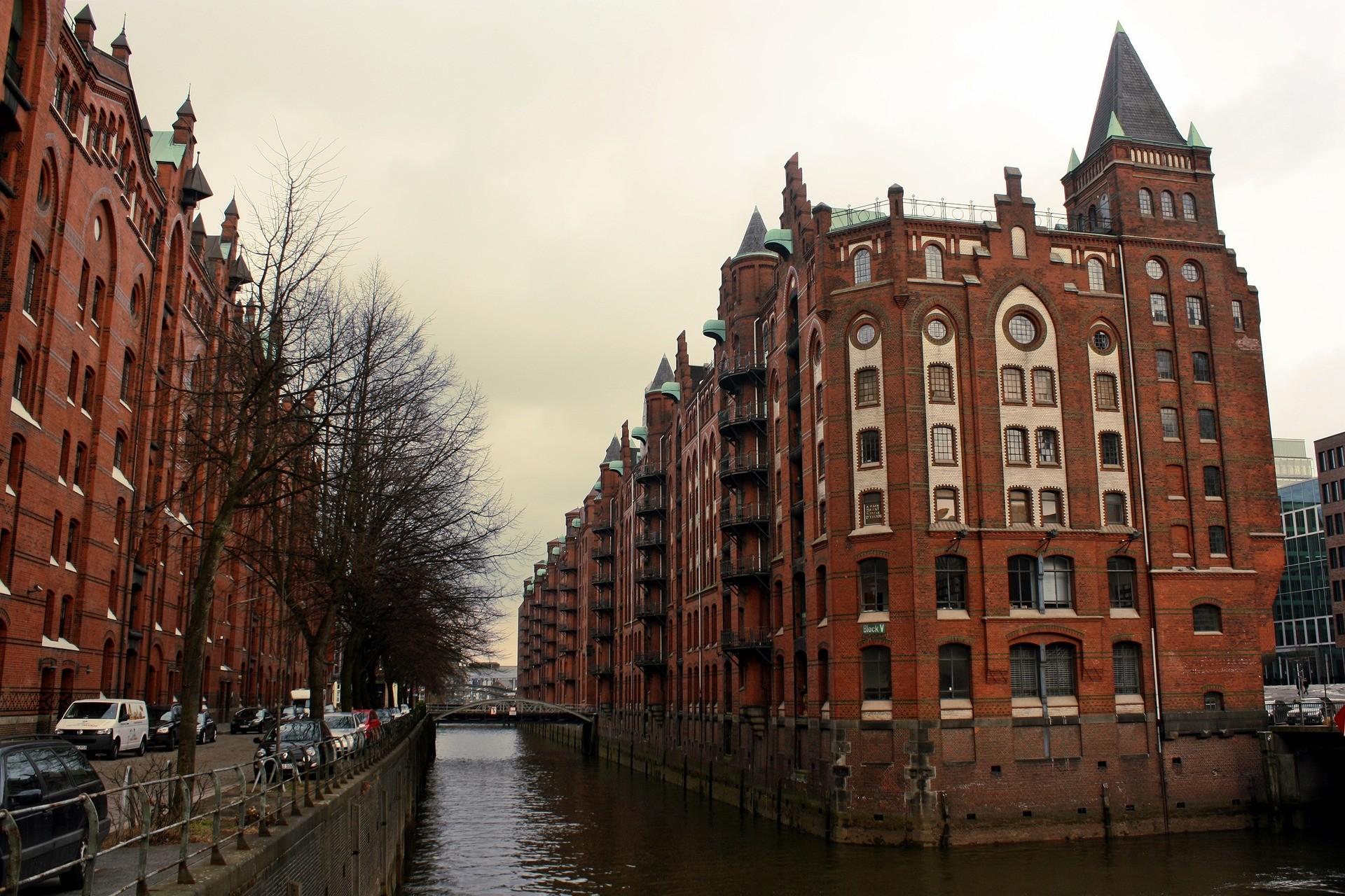 Luoghi di interesse ad Amburgo: Speicherstadt, Amburgo - Foto di Olle August