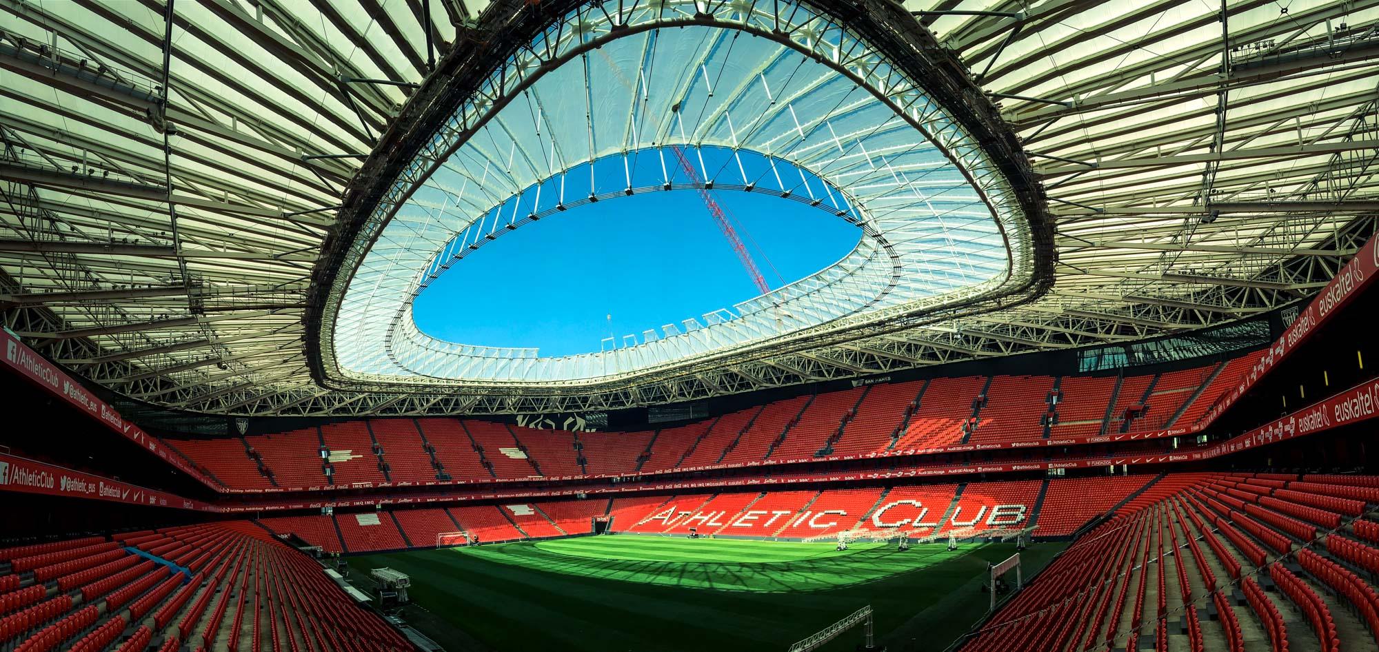 Stadio San Mamés, Bilbao - Foto Rappo