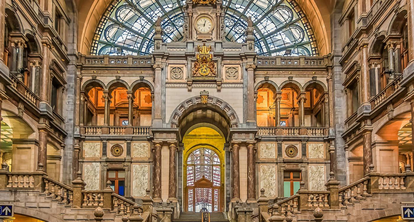 Come arrivare ad Anversa: Stazione Centrale di Anversa