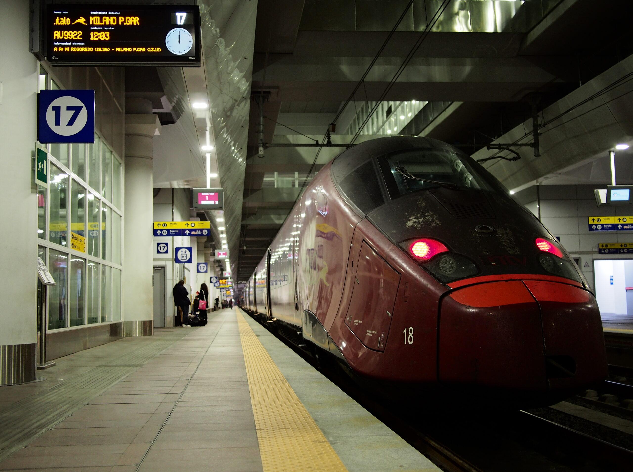 Stazione ferroviaria di Bologna
