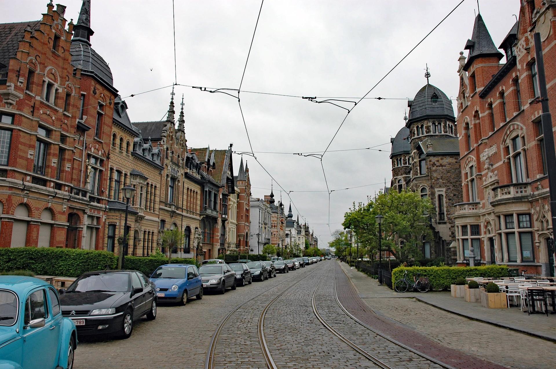 Strada di Anversa - Foto di Commander05