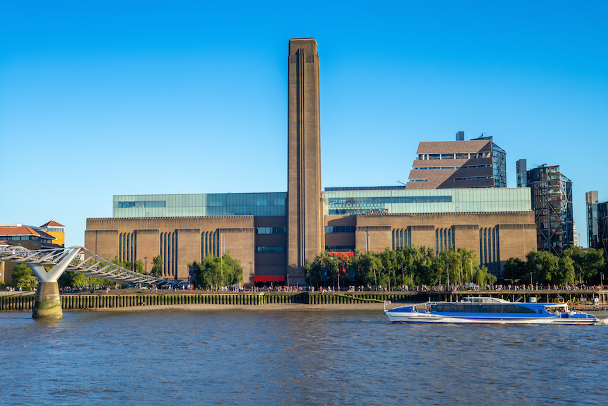 Tate Gallery, Londra - Galleria d'arte moderna