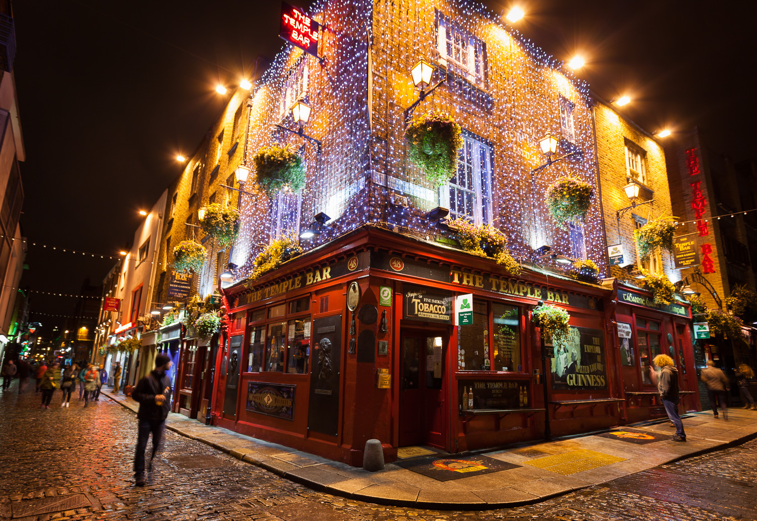 The Temple Bar, Dublino