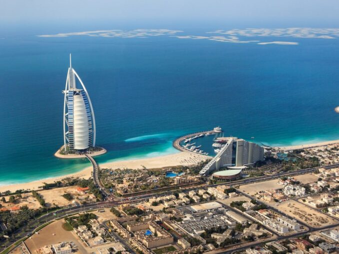 Tour di Dubai con pranzo al Burj Al Arab