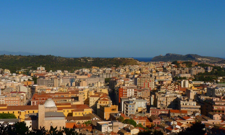 Cagliari panoramica