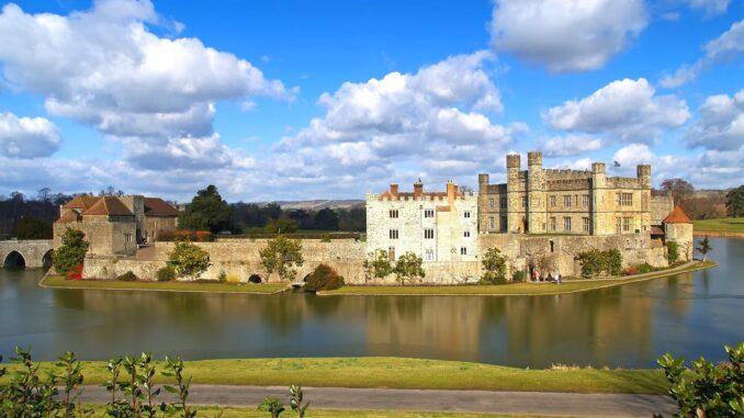 Visita privata del Castello di Leeds e di Canterbury