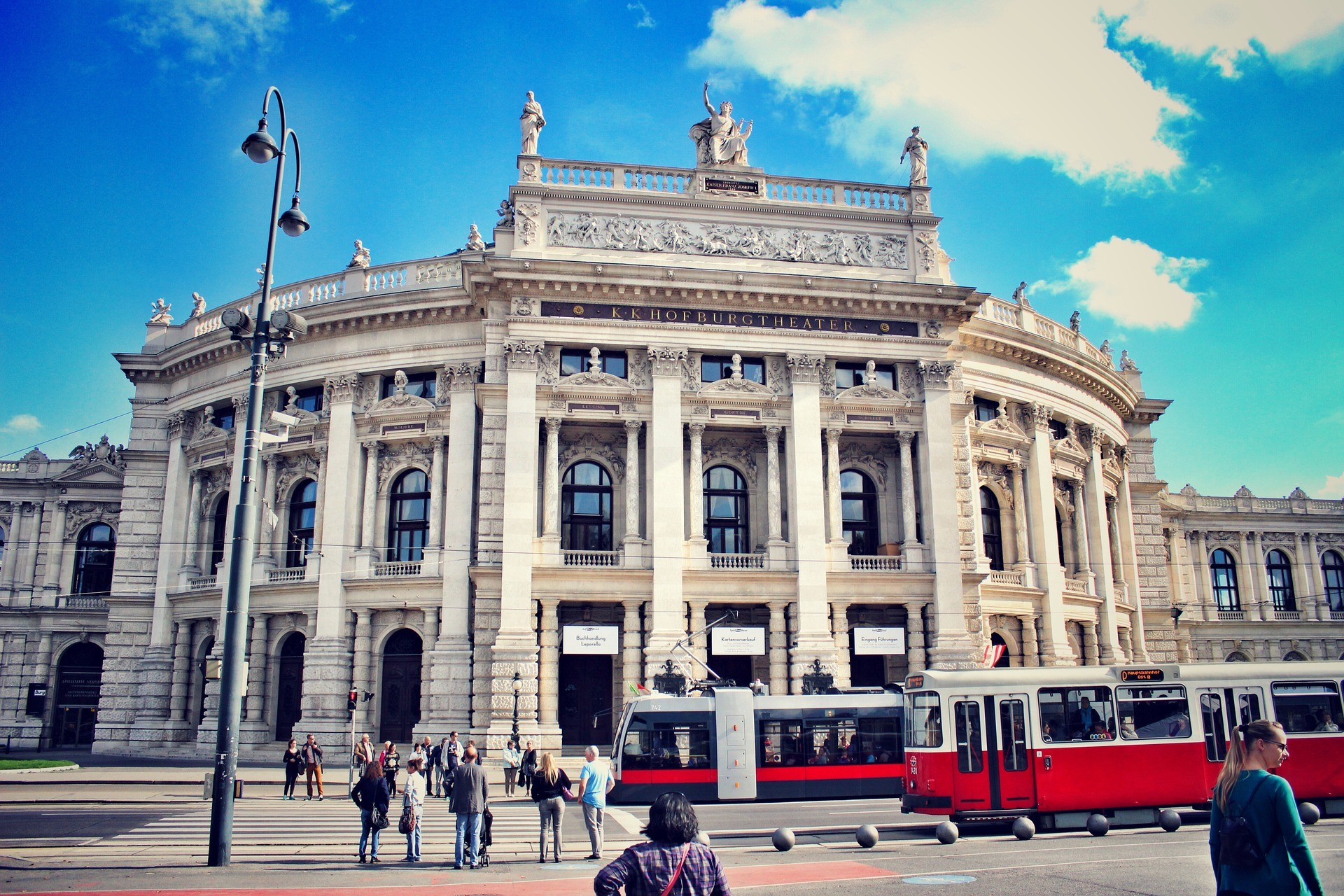 Come muoversi a Vienna - Foto di Waltteri Paulaharju