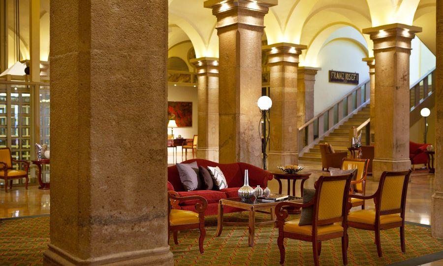 Dove dormire a Vienna: Imperial Riding School Renaissance Vienna Hotel