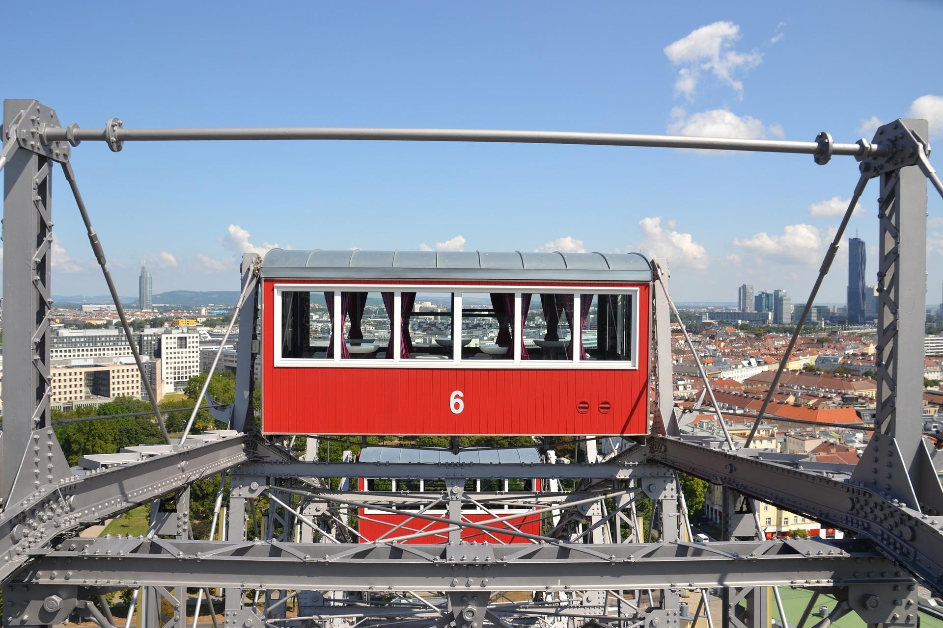 Cosa fare a Vienna: Parco del Prater, Vienna - Foto di Innviertlerin