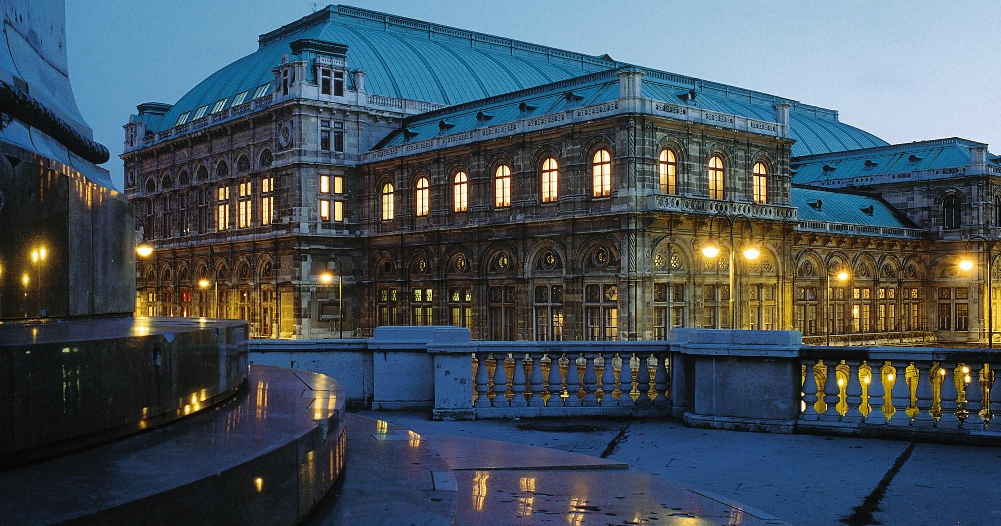 Teatro dell'Opera, Vienna - Foto Wien.info