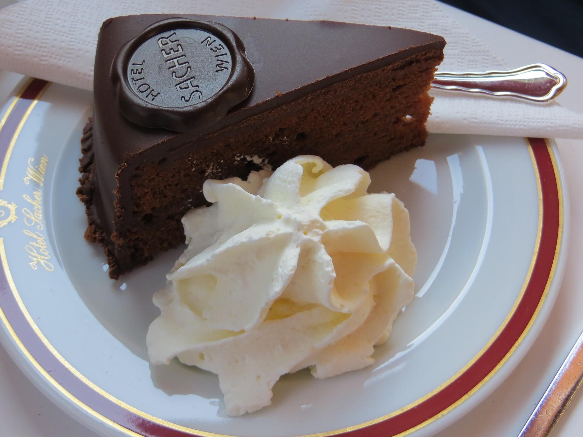 Cosa mangiare a Vienna: Torta Sacher, Vienna - Foto di Stefanie Laubscher