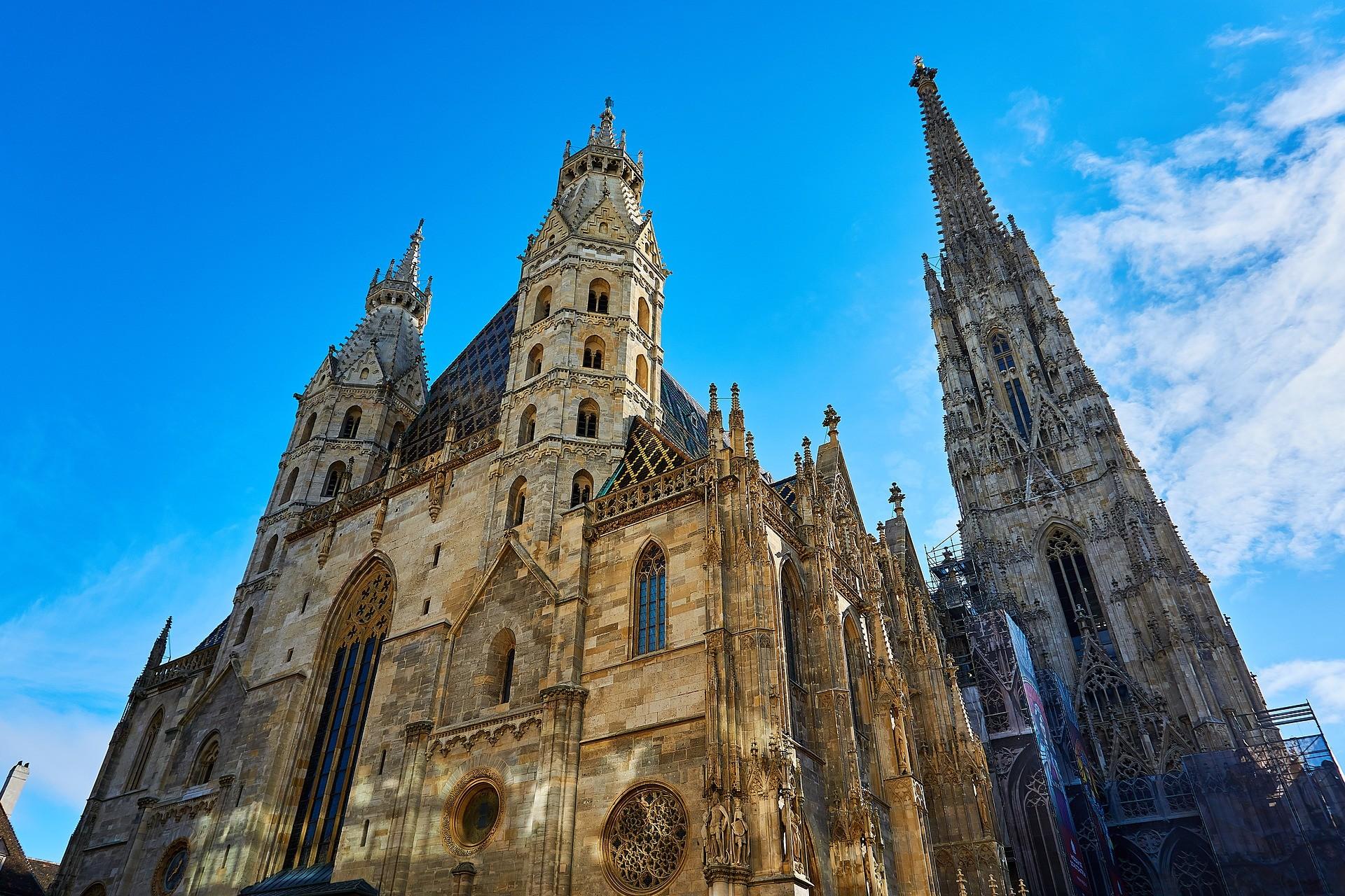 Vienna, luoghi da non perdere: Cattedrale di Santo Stefano