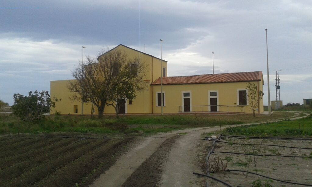 Villaggio dei Salinieri
