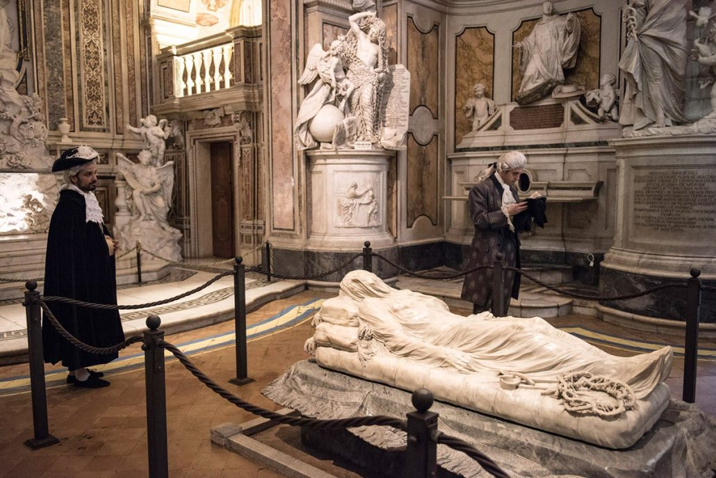Cappella San Severo e Cristo Velato, Napoli - Foto Hotel Europeo