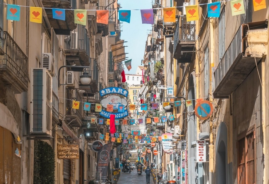 Quartieri Spagnoli Napoli - Foto Grande Napoli