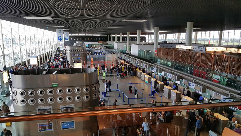 Aeroporto di Catania Fontanarossa