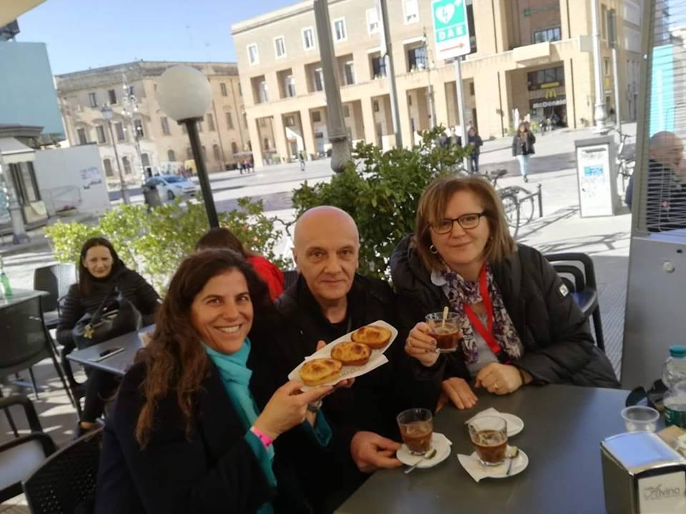 Caffè Alvino, Lecce