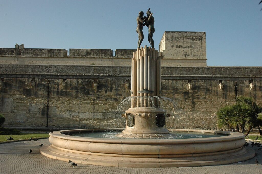 Fontana del Castello di Lecce