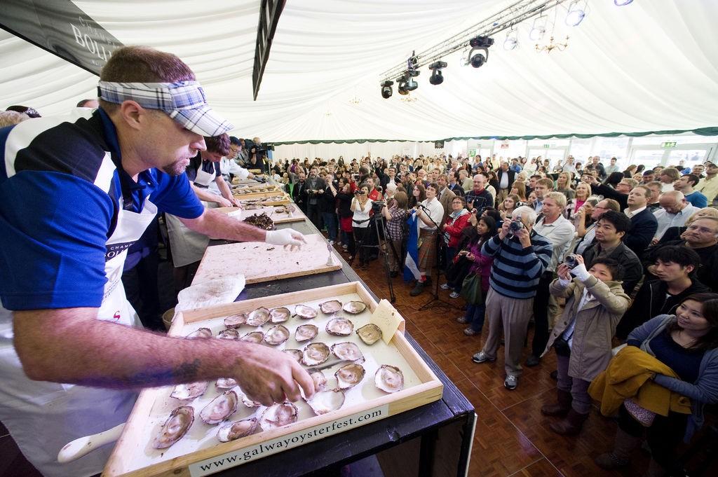 Galway International Oyster Festival