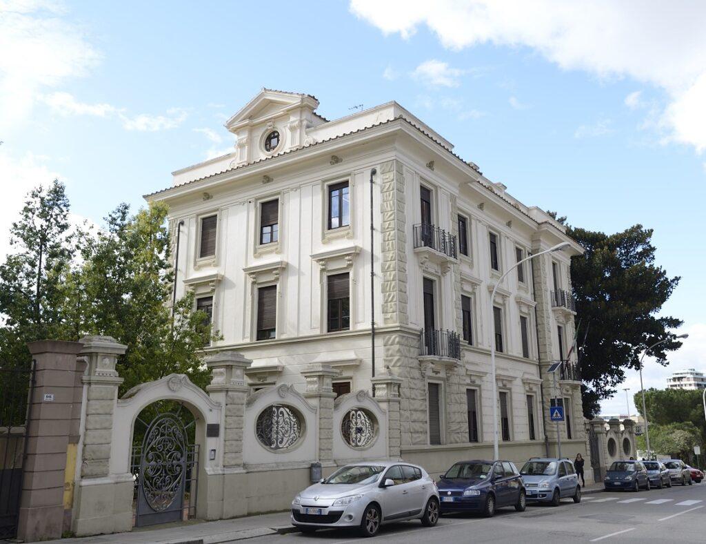 Villa Binaghi a Cagliari