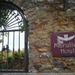 L'ingresso del Marulivo Hotel di Pisciotta, Cilento ©Foto Anna Bruno/FullTravel.it