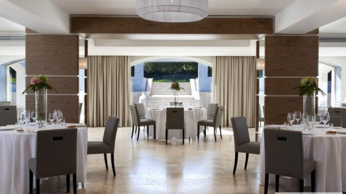 Ristorante Dodici Fontane di Hotel Villa Neri Resort e Spa di Linguaglossa (CT)