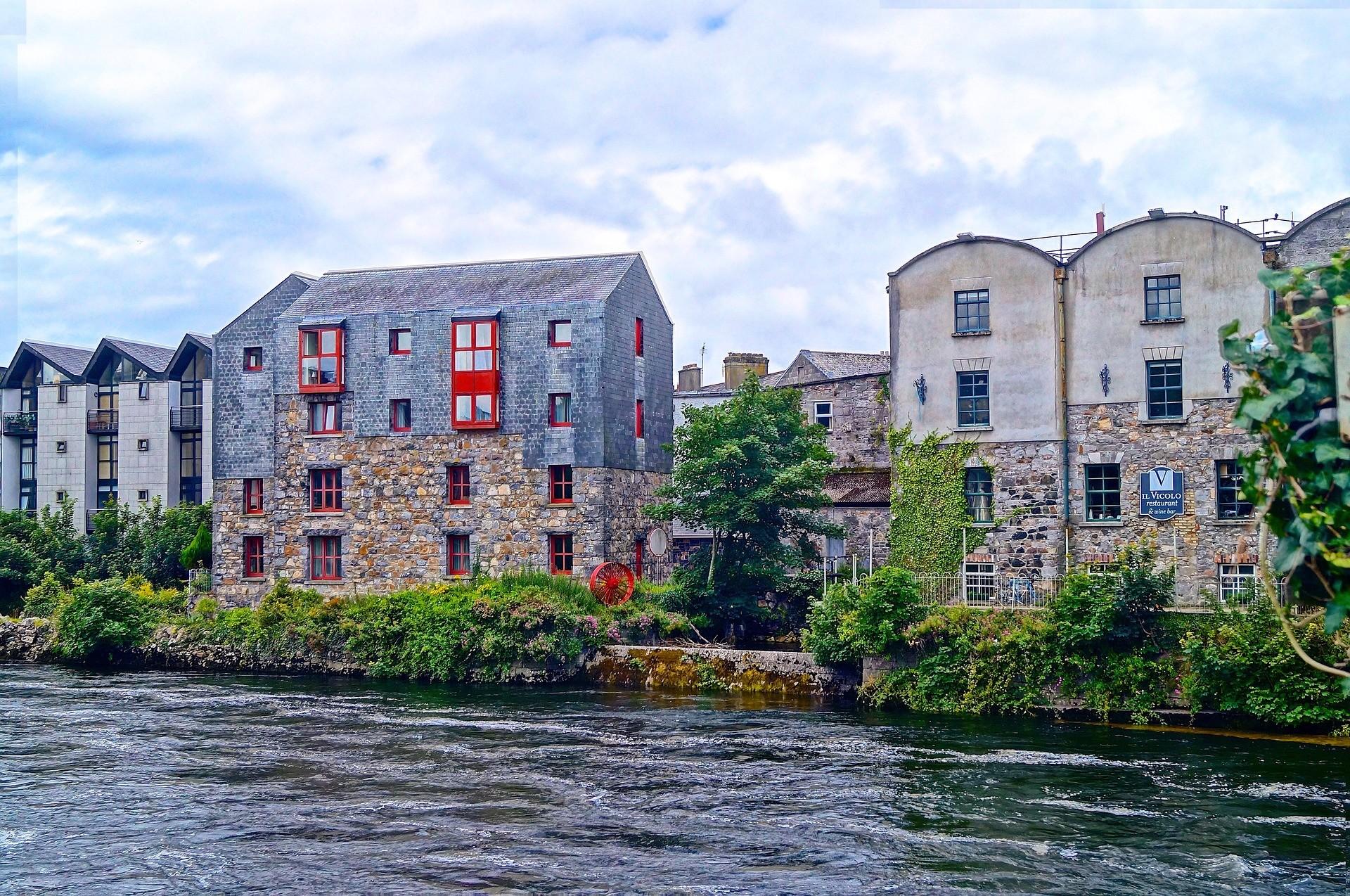 Abitazioni di Galway, Irlanda