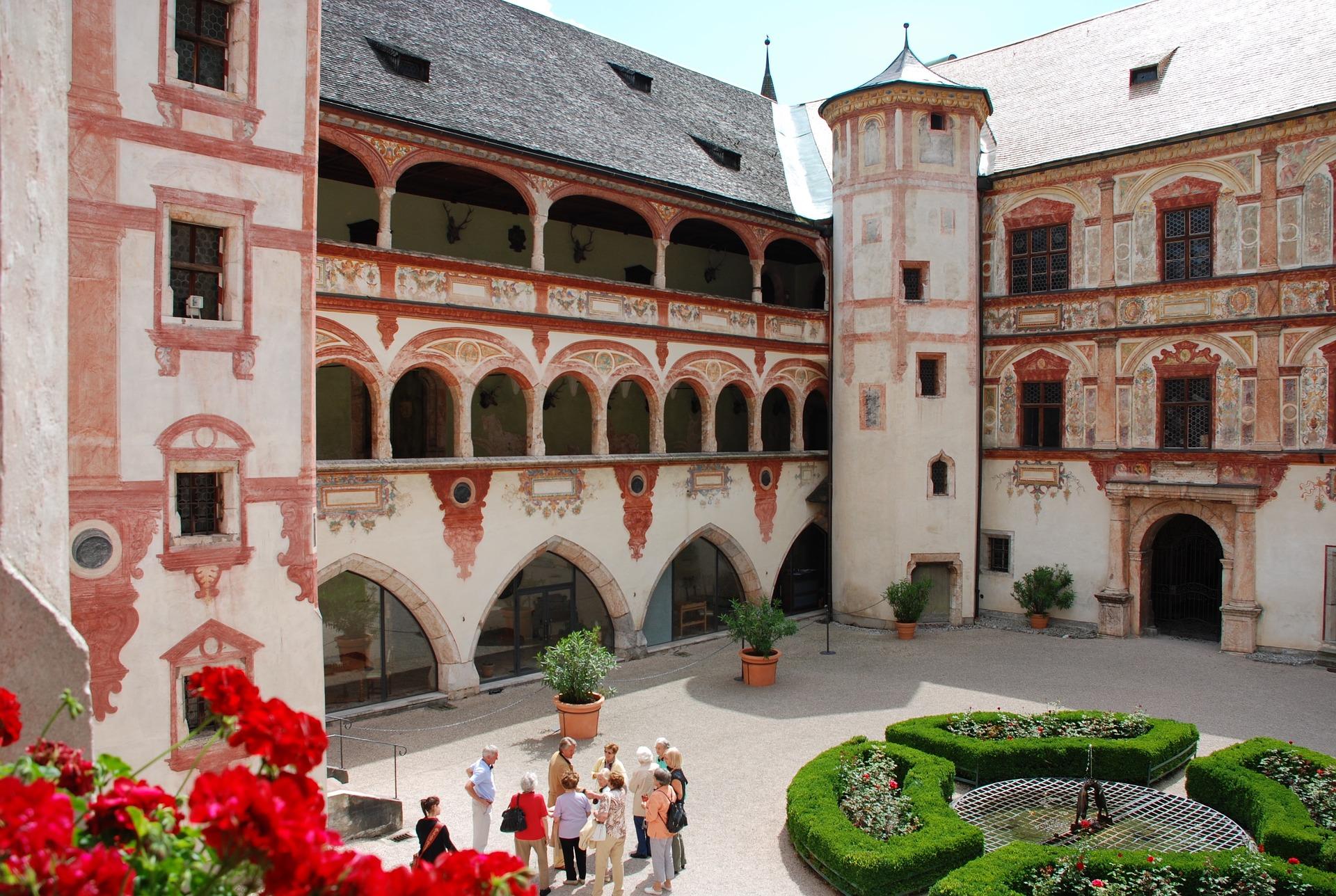 SchlossTratzberg, Austria - Foto Imo Deen
