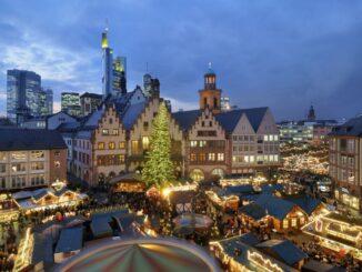 Mercatini di Natale a Francoforte, Weihnachtsmarkt