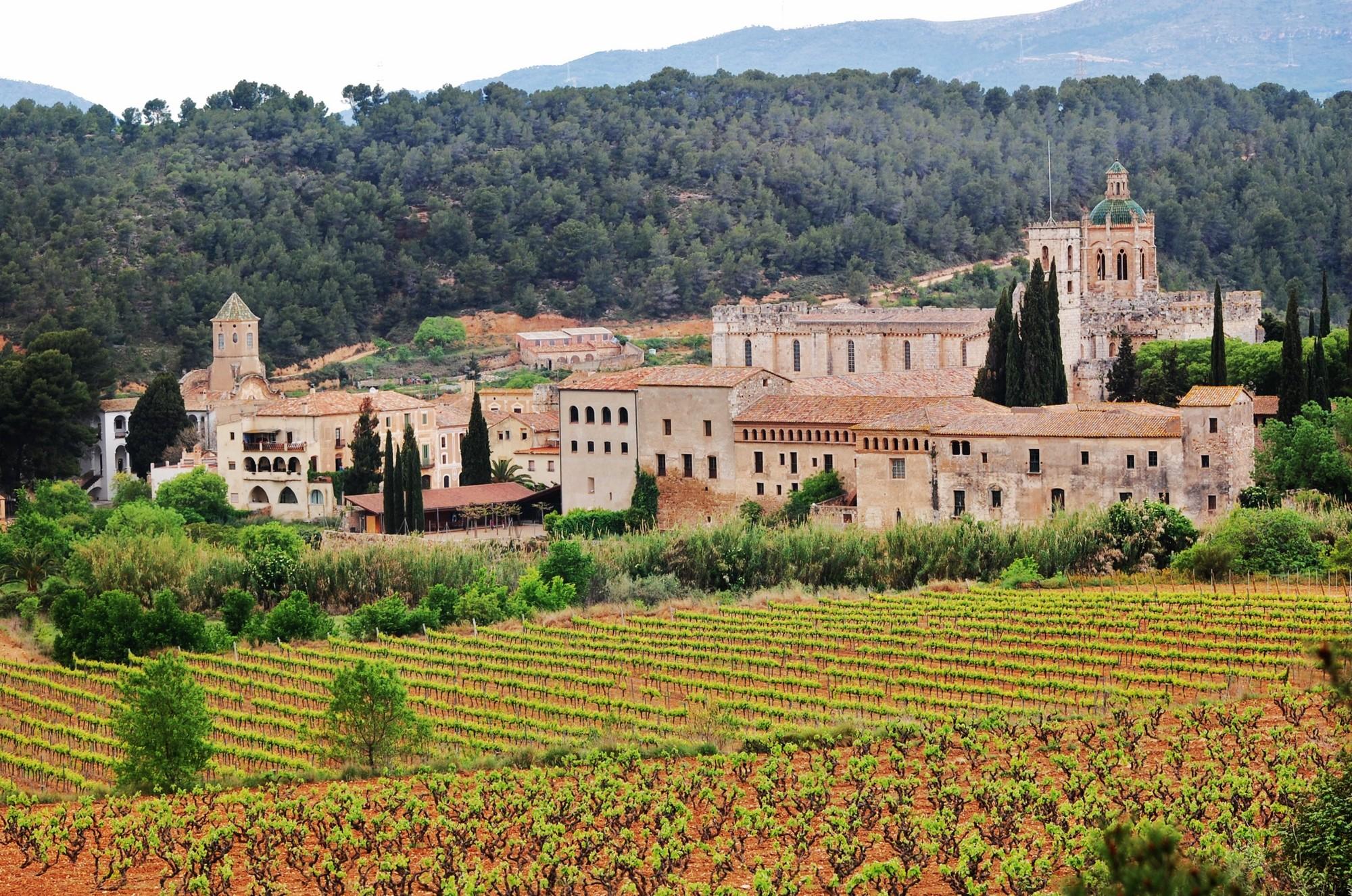 Monastero di Santes Creus ©Foto Maria Rosa Ferré - Agència Catalana de Turisme
