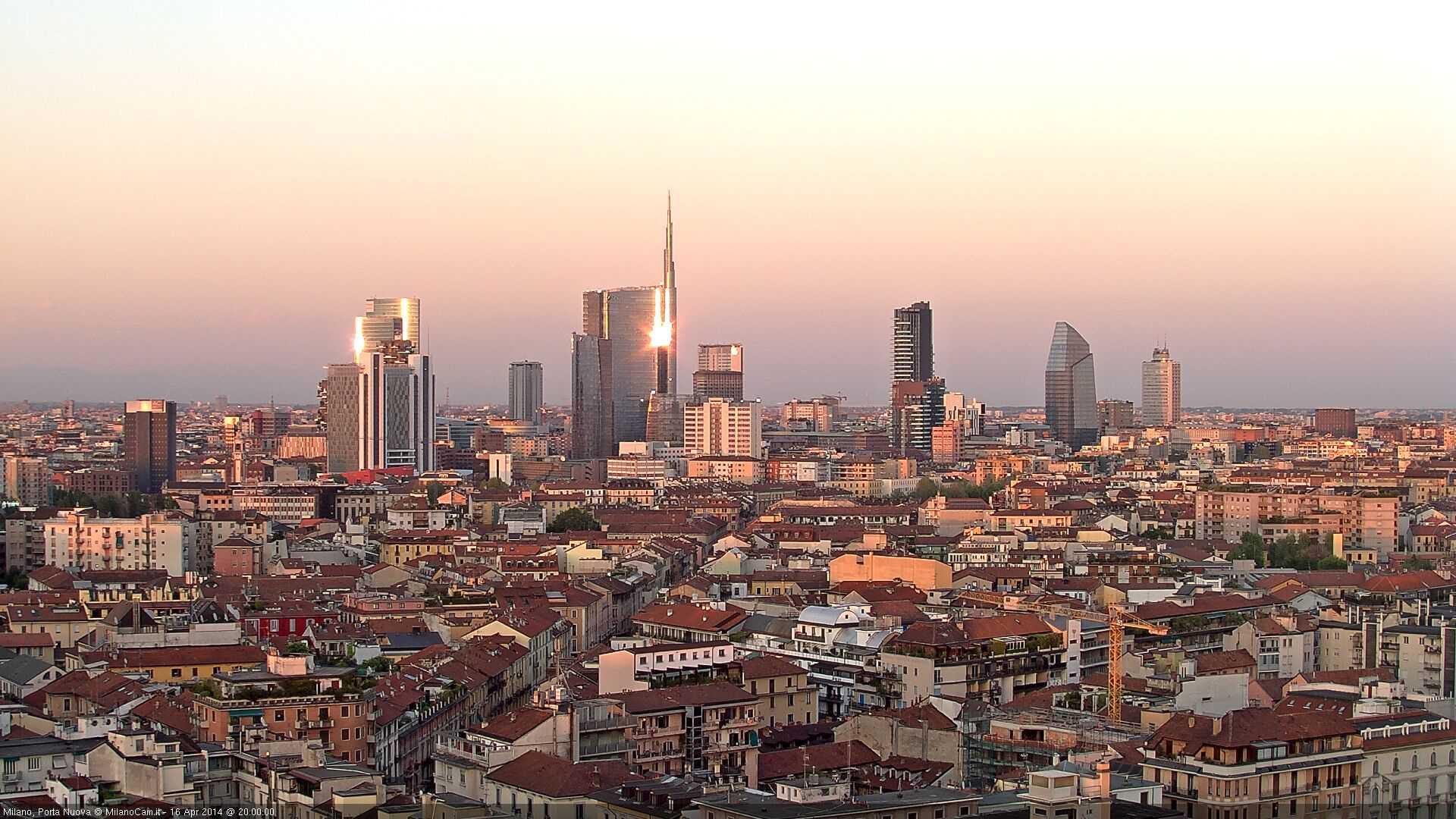 Cosa vedere a Milano: panorama del capoluogo lombardo
