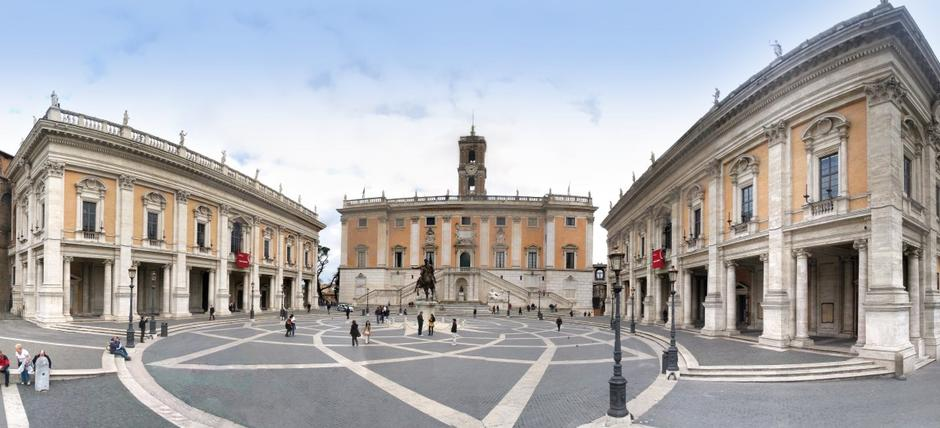 Musei capitolini Museo e Palazzo dei Conservatori, Roma