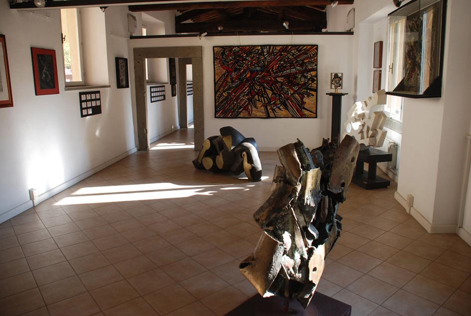 Museo Donazione di Umberto Mastroianni, Roma