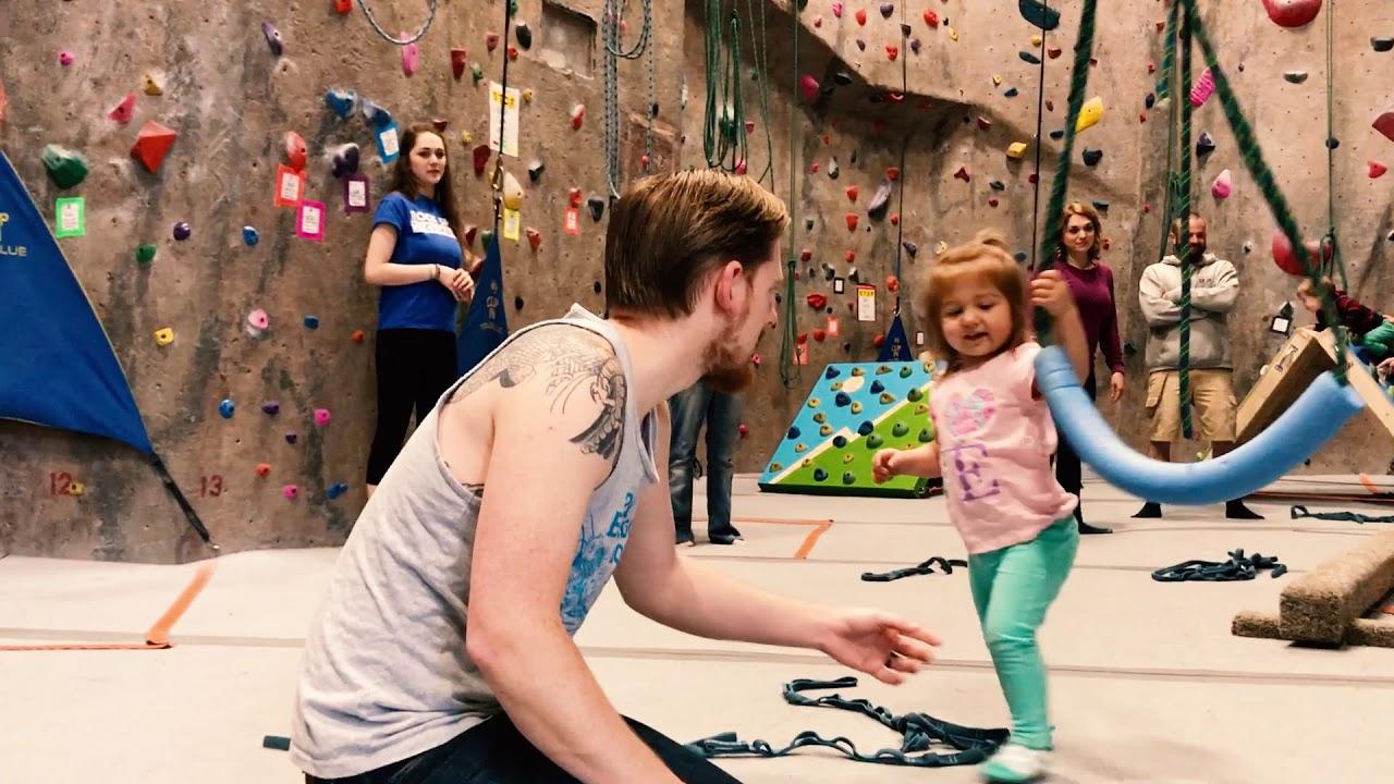 Cosa fare a Boston con i bambini: Rock Spot Climbing, Boston