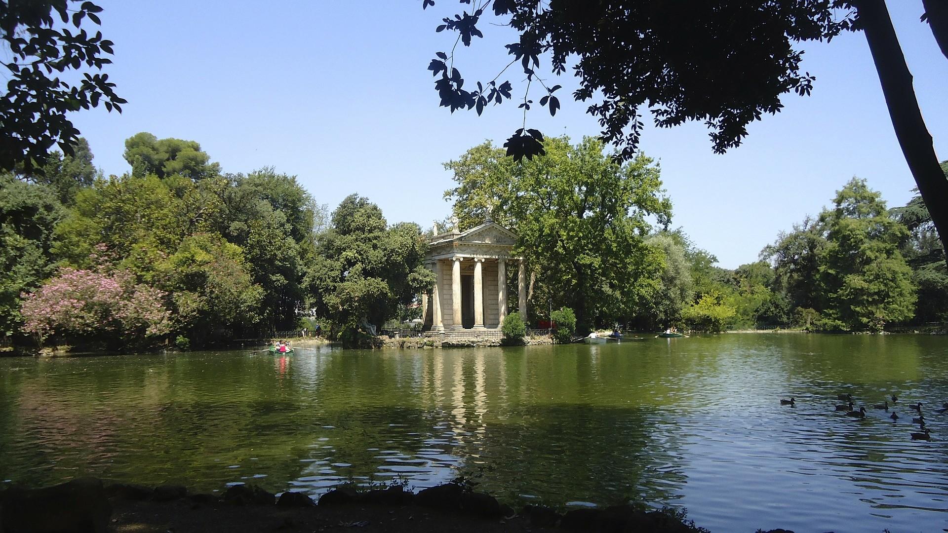 Villa Borghese, Roma - Foto di brurezende