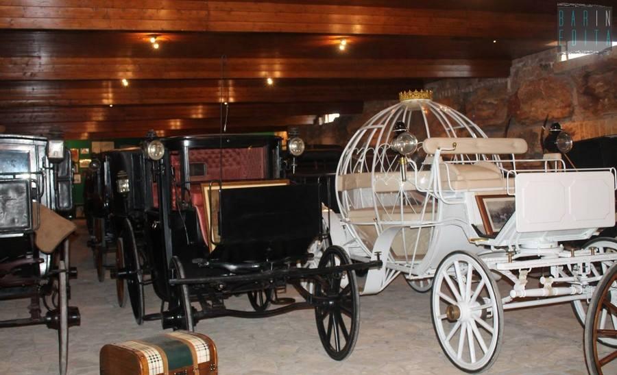 Museo delle carrozze di Trani