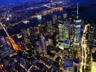 Panorama di New York - Foto di igormattio