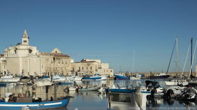 Porto di Trani, Puglia ©Foto Anna Bruno/FullTravel.it