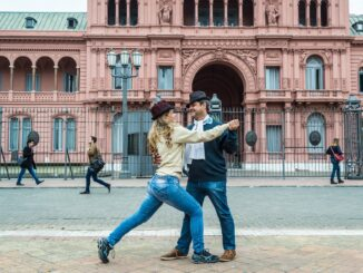 Casa Rosada, Argentina - Foto di José Coriolano jcorifjr