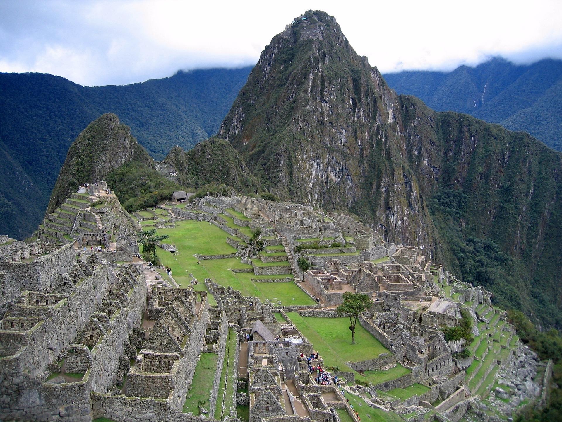 Machu Pichu, Perù - Foto di Johnnie Shannon