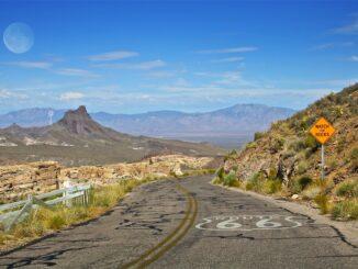 Route 66, Stati Uniti - Foto di Víťa Válka