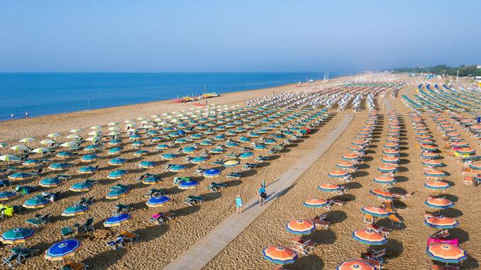 Bibione, spiaggia - Foto FamilyGo