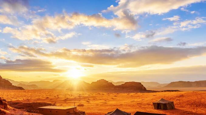 Giordania: Giordania con Wadi Rum