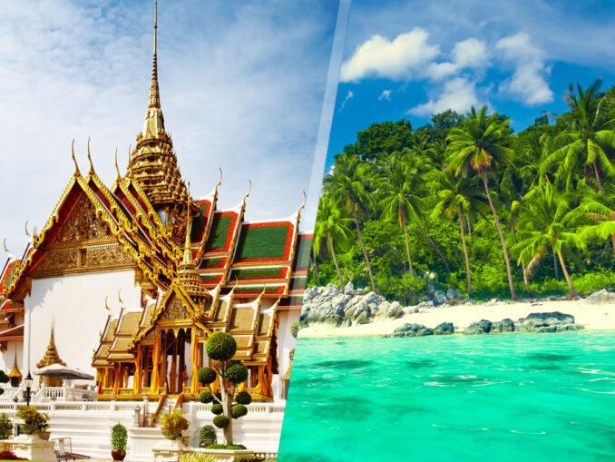 Thailandia: Bangkok e Koh Samui
