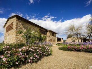 Borgo del Cabreo Relais di Charme ©Foto Angelo Trani