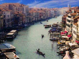 Canal Grande, Venezia - Foto di Gerhard Gellinger