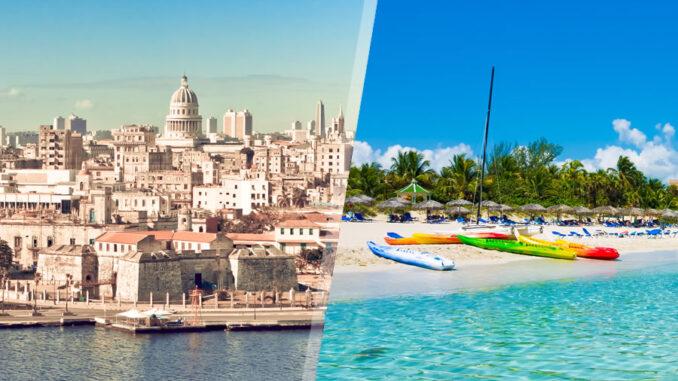 Cuba: L'Avana e Varadero