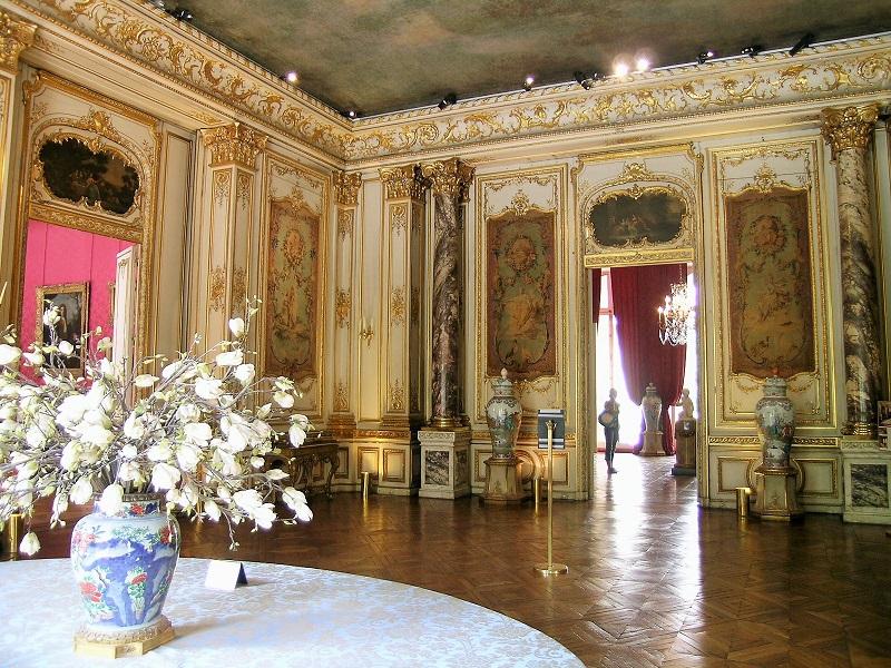 Il grand salon ©Foto Maria Ilaria Mura/FullTravel.it